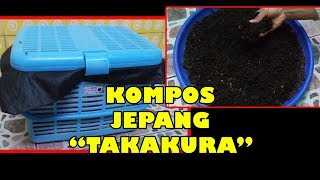 Download lagu # TIS # Kompos Takakura Mini Jaminan Mutu   Cara,Manfaat,Bahan   How to Make DIY TAKAKURA Compost