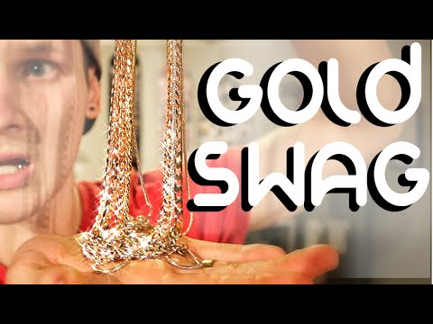 WHERE To Buy GOLD JEWELRY For UNDER $10!! CHAINS • RINGS ETC.