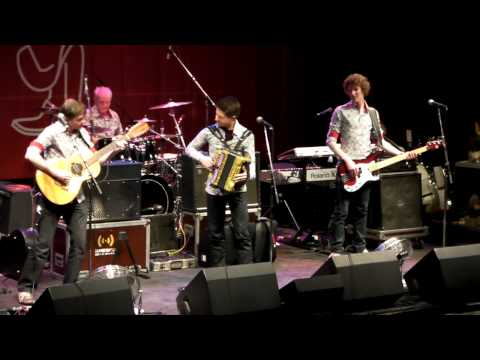 Dwayne & The TexMexPlosion In Zwitserland (4)