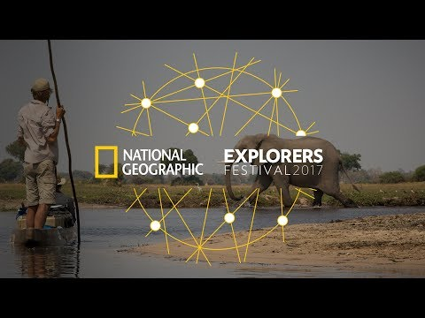 WATCH LIVE: Explorers Festival, Friday June 16 | National Geographic