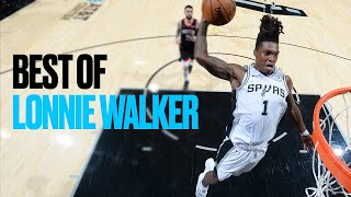 Lonnie Walker IV Is Hitting His Stride | Best Moments Of His Career