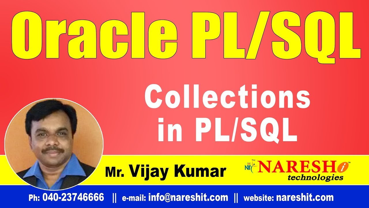 Collections in plsql oracle plsql tutorial videos mrjay collections in plsql oracle plsql tutorial videos mrjay kumar baditri Choice Image