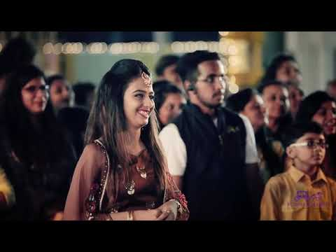 Surprise Sangeet Flashmob by the most romantic groom we featured - Binit for Jinali Mp3