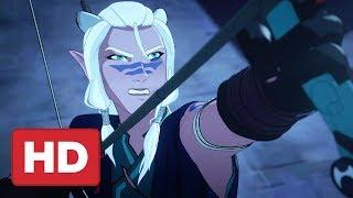 Netflix's The Dragon Prince Exclusive Trailer - Comic Con 2018