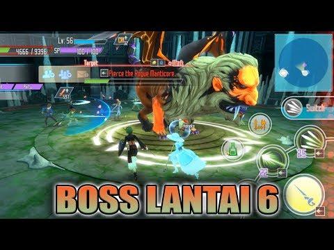 EXP Makin Seret | Sword Art Online: Integral Factor [ENG] Android MMORPG