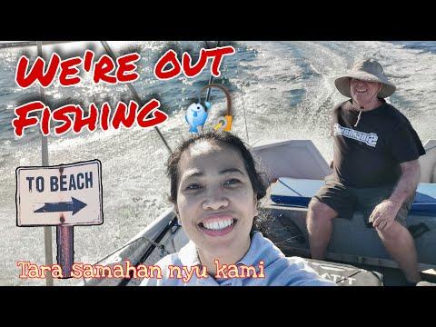 Fishing Experience I Mangingisdang Pinay Sa Australia