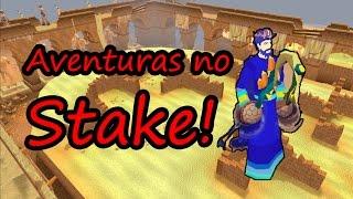 Aventuras no stake 4! Administrando o cash