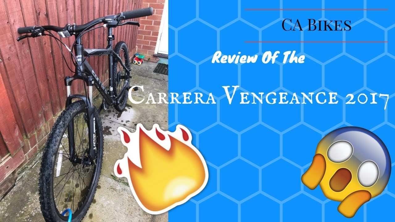 Review of the Carrera vengeance 2017 Edition - YouTube 08acabe55