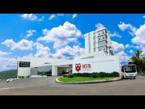 MVR Cancer Centre Profile Video