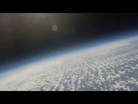 Starduster - High Altitude Balloon - GoPro Hero3