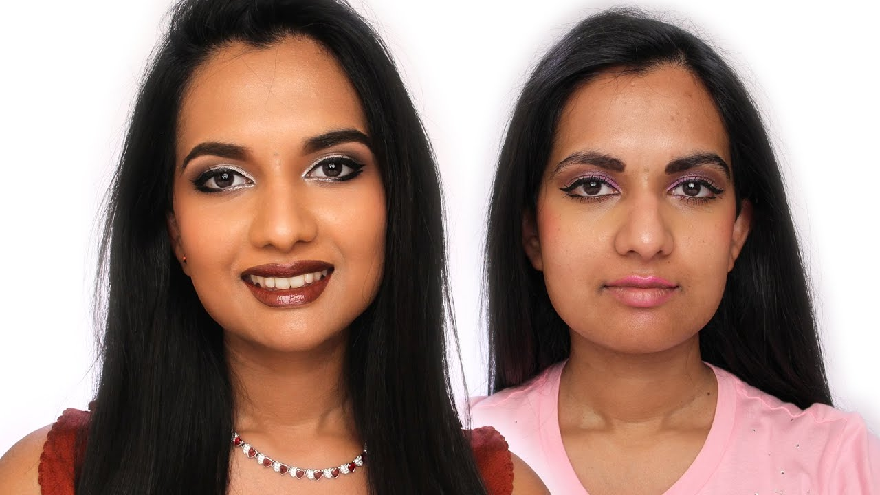 From melting hollywood to long lasting bollywood makeup tutorial from melting hollywood to long lasting bollywood makeup tutorial deep set eyes and olive skin tone baditri Gallery