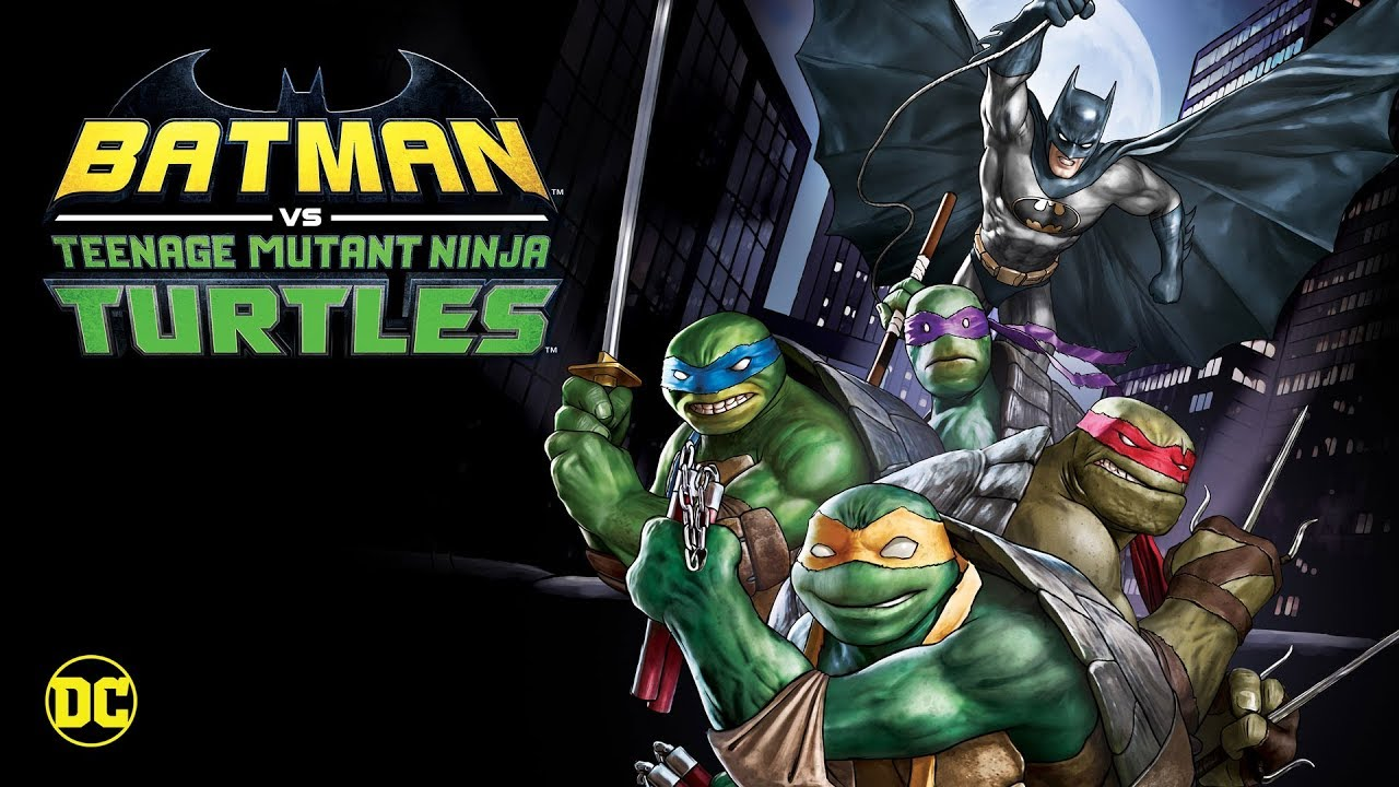 Image result for batman vs tmnt film