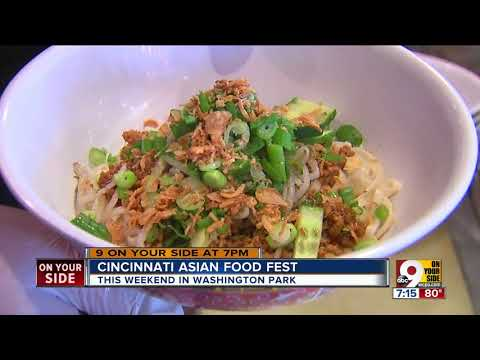 Cincinnati Asian Food Fest