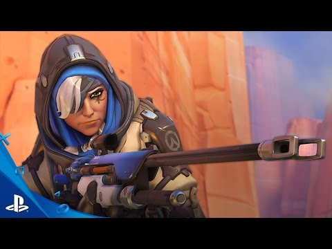 Overwatch - Introducing Ana Trailer   PS4