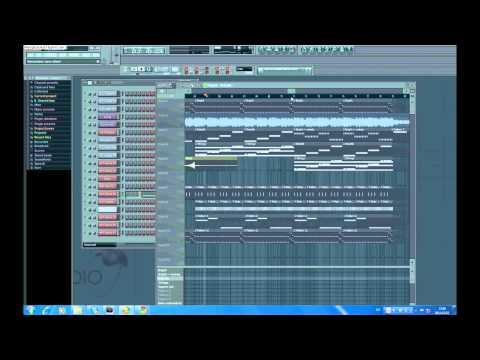 Katy Perry ET (FL studio remake)instrumental