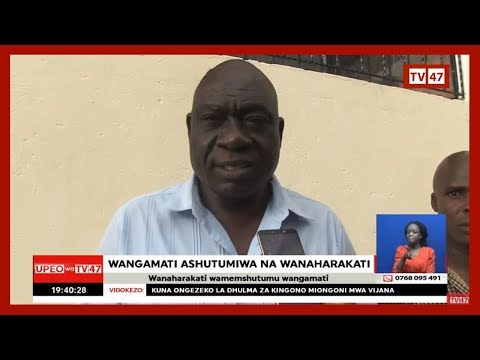Activists Accused Bungoma Governor Wangamati On The State Of The County