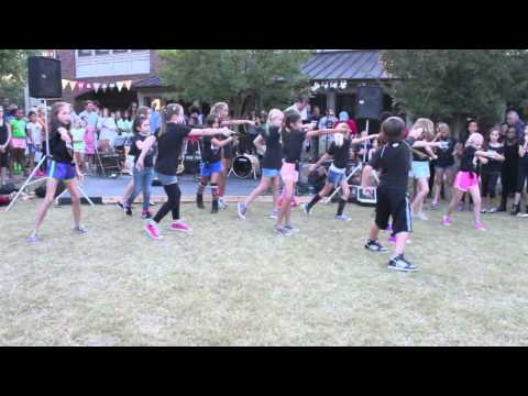 Justin Bieber - Maria DANCE by @projectslide