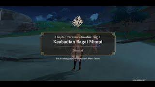 Фото Yoimiya Story Quest Chapter Carassius Auratus Bag. 1 : Keabadian Bagai Mimpi