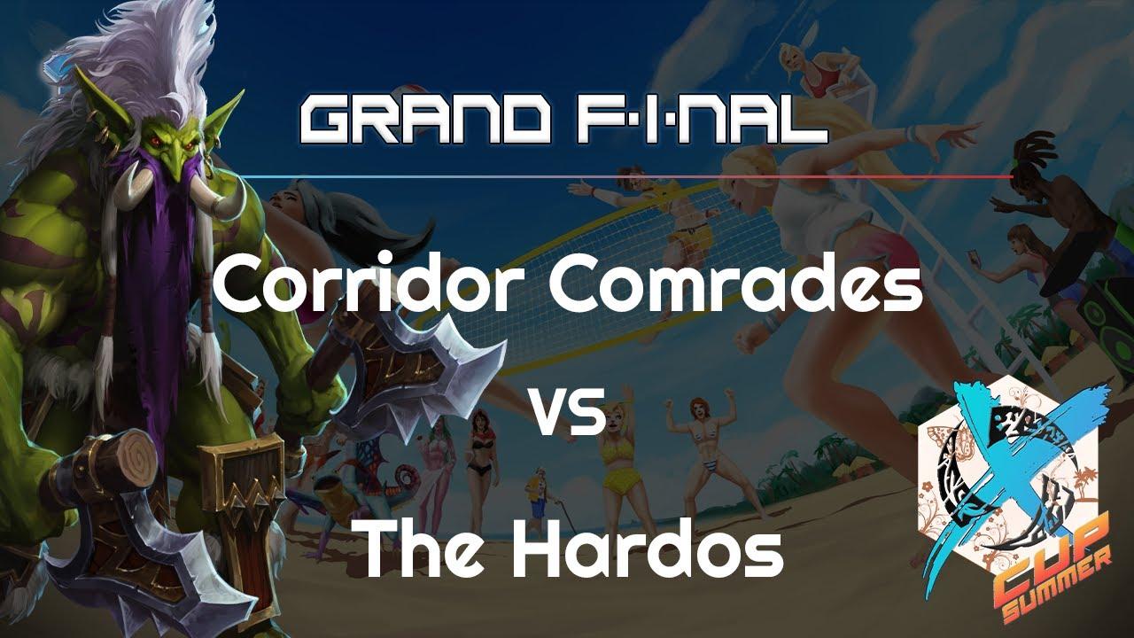 Grand Final: Hardos vs. CComrades - XCup Q2 - Heroes of the Storm 2021