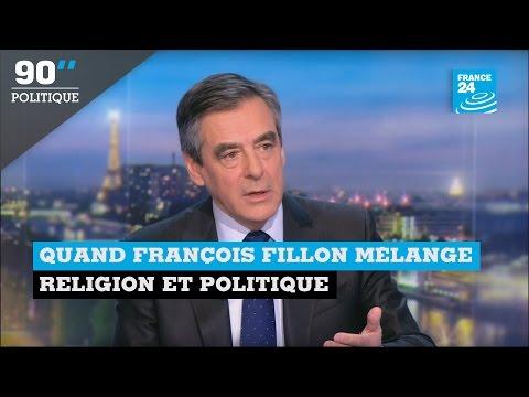 Quand François Fillon mélange politique et religion