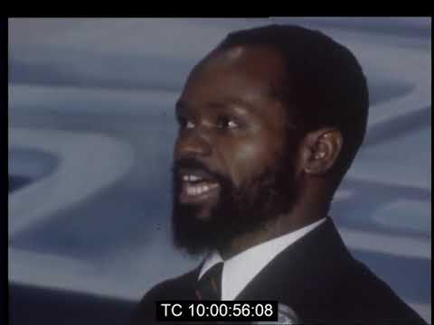 Samora Machel Rejects Portugal's Peace Proposal | OAU Summit in Mogadishu [13 June 1974]