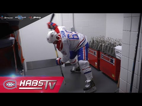 Andrew Shaw explains his pregame routine | Gear Heads