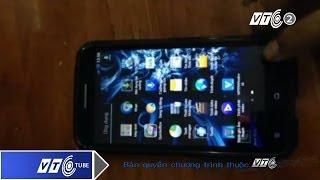 Người dùng thất vọng với điện thoại HK Phone