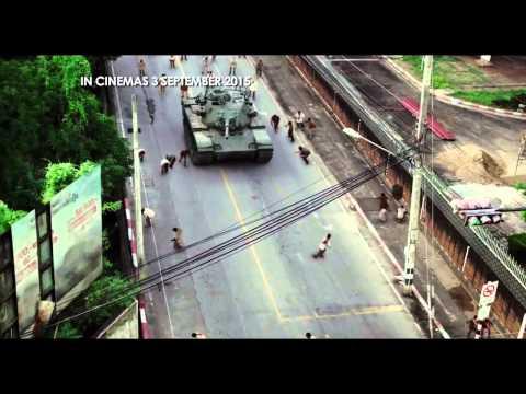 《No Escape》 In Malaysia Cinemas 3 September