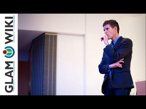 GLAM-Wiki 2013 - Michael Edson keynote presentation