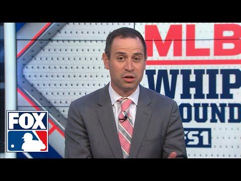 JP Morosi breaks down the trade that sent Chris Archer to Pittsburgh | MLB WHIPAROUND