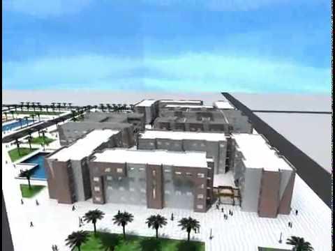 Projet Technopole d'Agadir - Mawrid Group