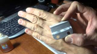 видео Как настроить машинку для стрижки волос Vitek, Moser, Scarlett, Domotec и другие