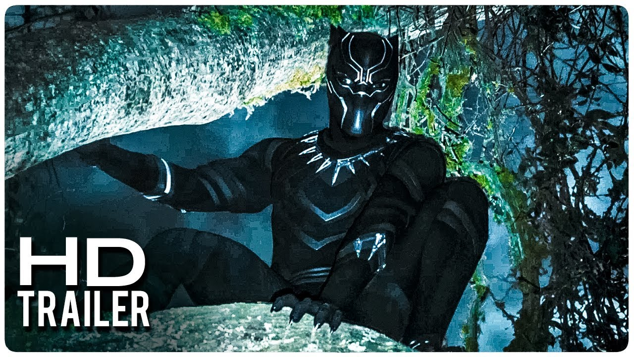 "La Pantera Negra: Black Panther ""PANTERA NEGRA"" Trailer Oficial Español"