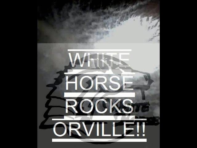White Horse Medley at Orville Firefighter  Fireworks 2015