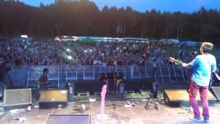 Adam Durica Nelutujem Domasa 2014 live