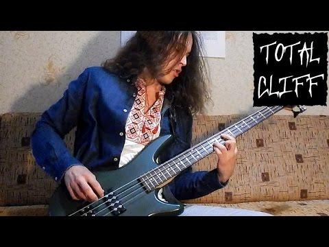 Metallica Blitzkrieg bass  free bass tab on AndriyVasylenkocom #TotalCliff