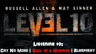 Level 10 Trailer (Official / Russell Allen & Mat Sinner / Studio Album / 2015)