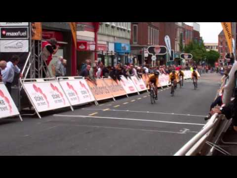 Endura Racing complete their Tommy Godwin team time trial