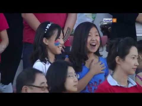 UAE vs South Korea - 2014 FIFA World Cup Asian Qualifiers