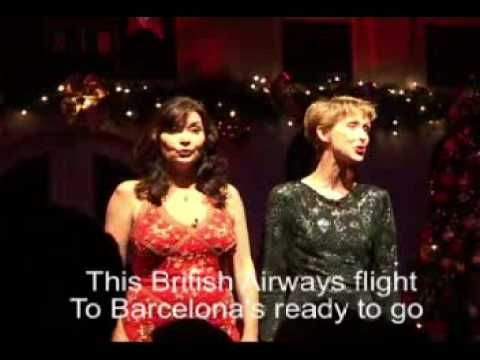 British Airways commercial alternative