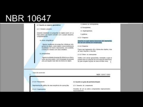NBR 10647 - Básico