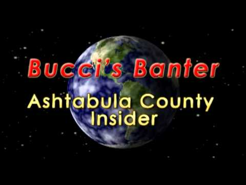 Bucci's Banter - Ashtabula County Insider, Mike Franklin Interview October 2011