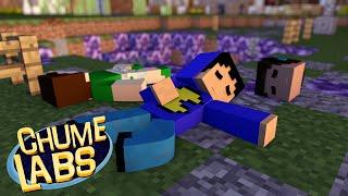 Minecraft: MORTE DO GUTIN! (Chume Labs 2 #60)