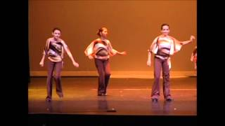 Pazaz Christian Dance Academy- Move In Me