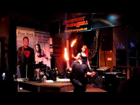 Ryan Stock, Comedy Daredevil in Grindrod BC