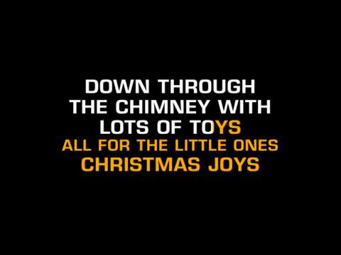 The Lettermen - Jolly Old St. Nicholas/Up On The Housetop (Karaoke)