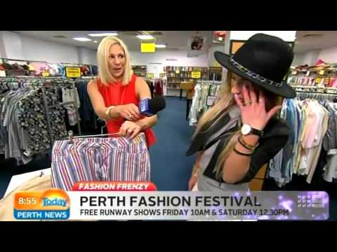 Perth Fashion Festival - Restyle Runway Part 2 | Today Perth News