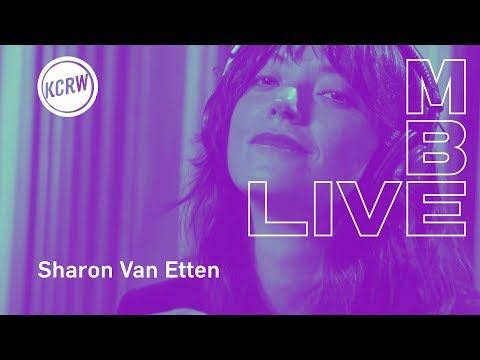 "Sharon Van Etten performing ""Memorial Day"" live on KCRW Mp3"