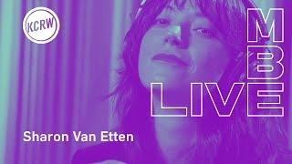 """Sharon Van Etten performing """"Memorial Day"""" live on KCRW"""
