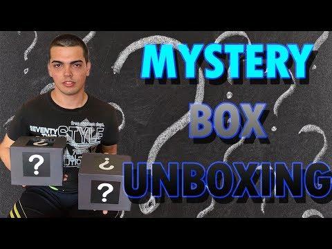 ОТВАРЯМ  MYSTERY BOX Евала 😎😎